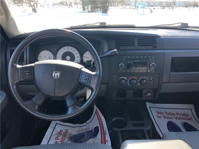 2011 Dodge Dakota SXT (Stk: 9844.0) in Winnipeg - Image 13 of 23