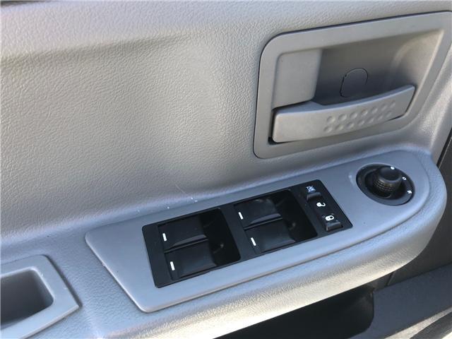 2011 Dodge Dakota SXT (Stk: 9844.0) in Winnipeg - Image 19 of 23