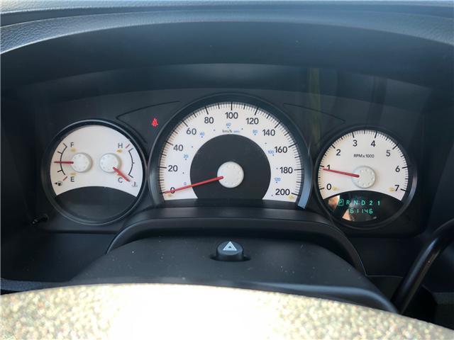 2011 Dodge Dakota SXT (Stk: 9844.0) in Winnipeg - Image 23 of 23