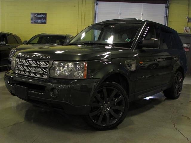 2006 Land Rover Range Rover Sport Supercharged (Stk: C5543) in North York - Image 1 of 14