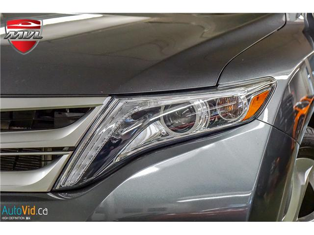 2016 Toyota Venza Base V6 (Stk: ) in Oakville - Image 1 of 40