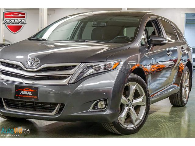 2016 Toyota Venza Base V6 (Stk: ) in Oakville - Image 1 of 34