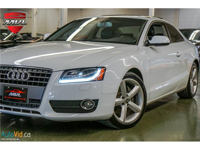 2012 Audi A5 2.0T Premium (Stk: ) in Oakville - Image 2 of 36
