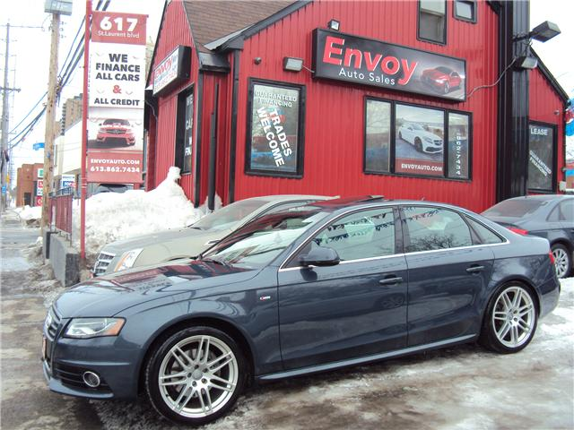 2011 Audi A4 2.0T 30 Years of quattro Edition (Stk: ) in Ottawa - Image 1 of 30