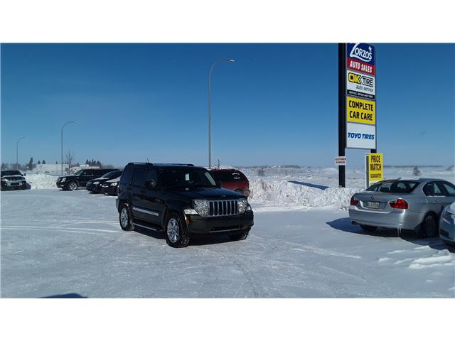 2009 Jeep Liberty Limited Edition (Stk: P382) in Brandon - Image 1 of 12