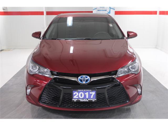 2017 Toyota Camry Hybrid SE (Stk: 297507S) in Markham - Image 3 of 26