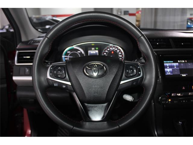 2017 Toyota Camry Hybrid SE (Stk: 297507S) in Markham - Image 10 of 26
