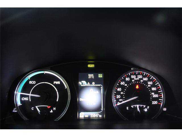 2017 Toyota Camry Hybrid SE (Stk: 297507S) in Markham - Image 11 of 26