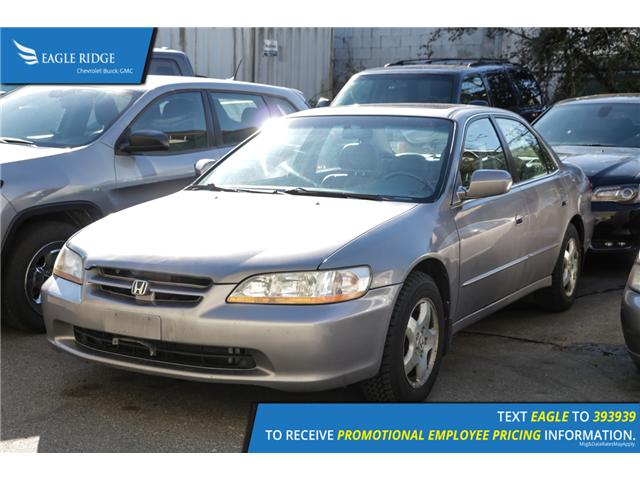 2000 Honda Accord EX V6 (Stk: 009263) in Coquitlam - Image 1 of 3