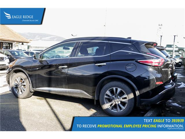 2018 Nissan Murano SV (Stk: 189292) in Coquitlam - Image 2 of 5
