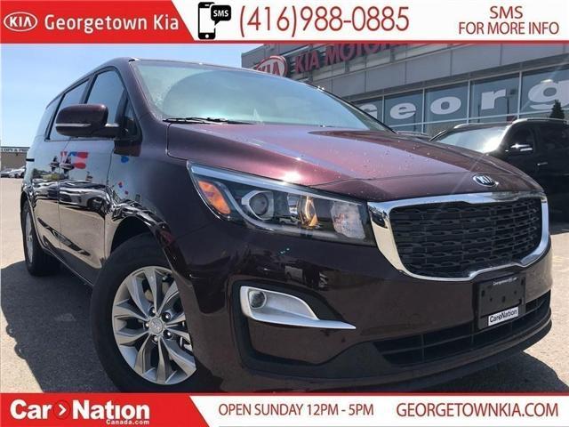 2019 Kia Sedona LX+ | $224 BI-WEEKLY | POWER DOORS | (Stk: SD19000) in Georgetown - Image 1 of 30