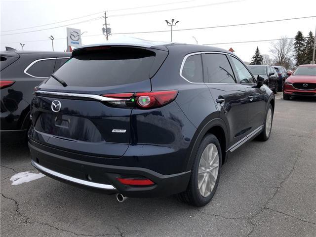 2019 Mazda CX-9 GT (Stk: 19T046) in Kingston - Image 5 of 6