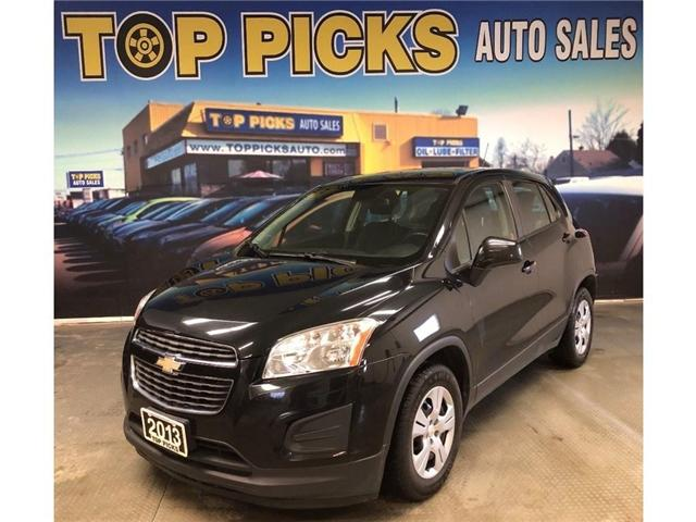 2013 Chevrolet Trax LS (Stk: 154963) in NORTH BAY - Image 1 of 25