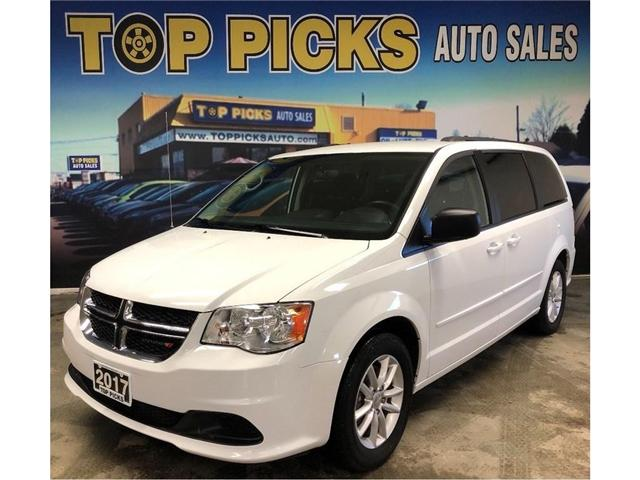 2017 Dodge Grand Caravan CVP/SXT (Stk: 747120) in NORTH BAY - Image 1 of 28