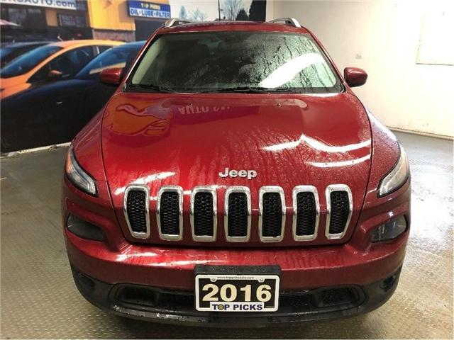2016 Jeep Cherokee North (Stk: 100948) in NORTH BAY - Image 2 of 25