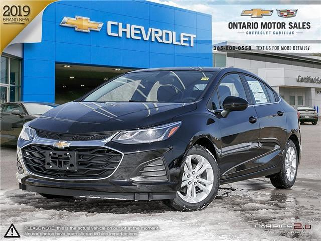 2019 Chevrolet Cruze LT (Stk: 9146083) in Oshawa - Image 1 of 19