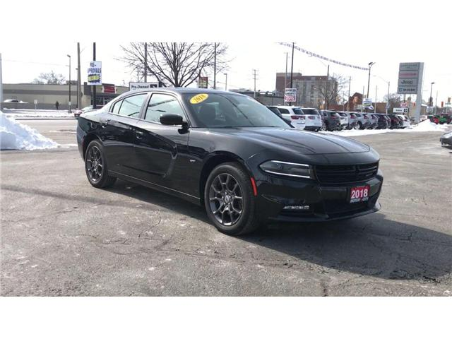 2018 Dodge Charger GT (Stk: 44703) in Windsor - Image 2 of 12
