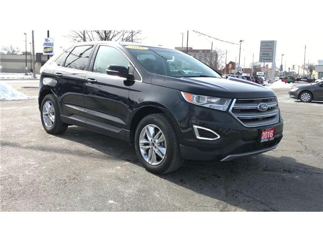 2016 Ford Edge SEL (Stk: 44708) in Windsor - Image 2 of 12