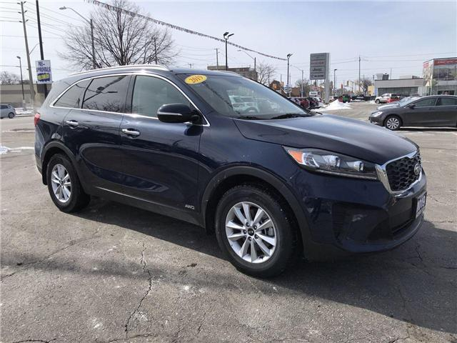 2019 Kia Sorento 2.4L LX (Stk: 44706) in Windsor - Image 1 of 12