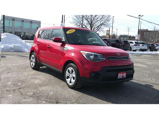2018 Kia Soul LX (Stk: 44705) in Windsor - Image 2 of 11