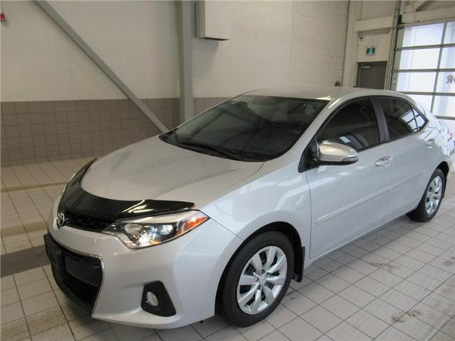 2014 Toyota Corolla S (Stk: 15968A) in Toronto - Image 2 of 12