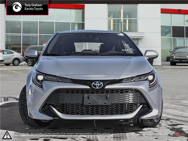 2019 Toyota Corolla Hatchback SE Upgrade Package (Stk: 89190) in Ottawa - Image 2 of 27