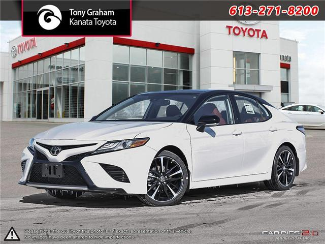 2019 Toyota Camry XSE (Stk: 89166) in Ottawa - Image 1 of 28