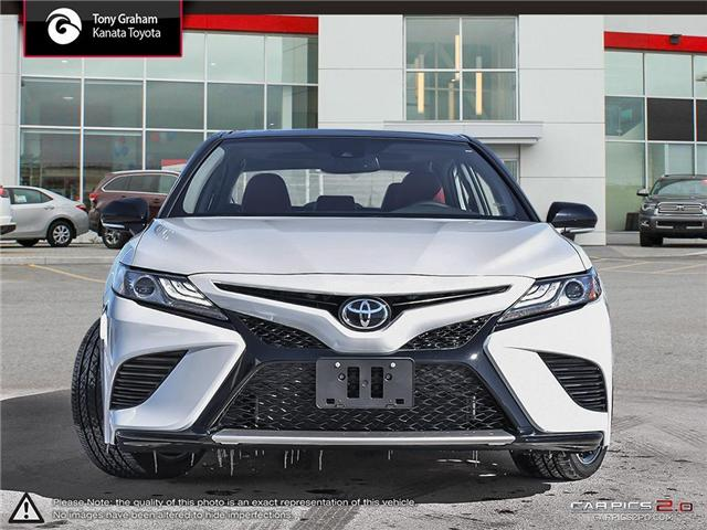 2019 Toyota Camry XSE (Stk: 89166) in Ottawa - Image 2 of 28