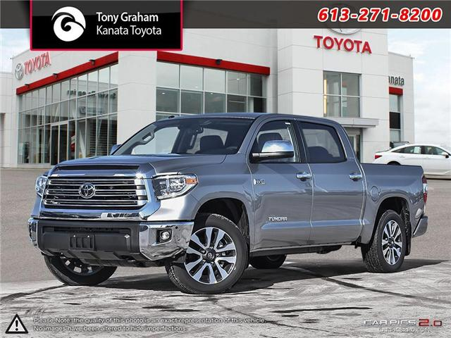 2019 Toyota Tundra Limited 5.7L V8 (Stk: 89090) in Ottawa - Image 1 of 28