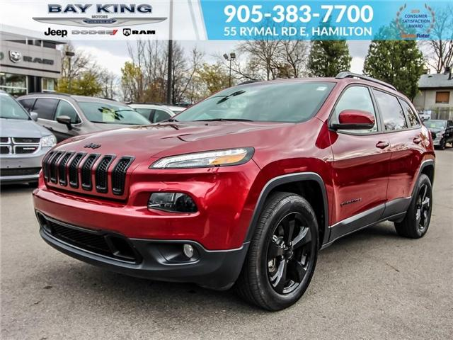 2017 Jeep Cherokee Limited (Stk: 6658) in Hamilton - Image 1 of 20