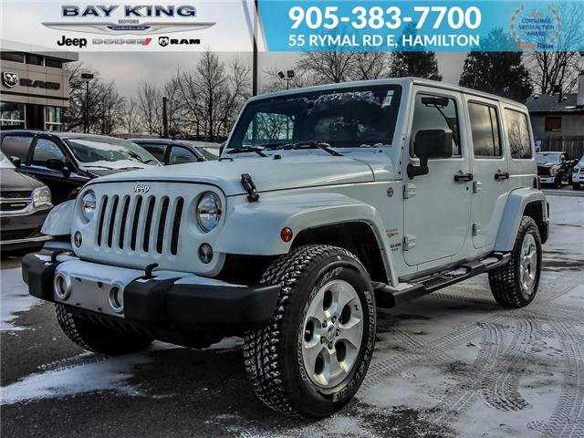 2014 Jeep Wrangler Unlimited  (Stk: 187611A) in Hamilton - Image 1 of 23