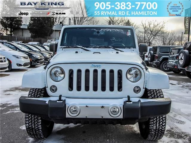 2014 Jeep Wrangler Unlimited  (Stk: 187611A) in Hamilton - Image 2 of 23