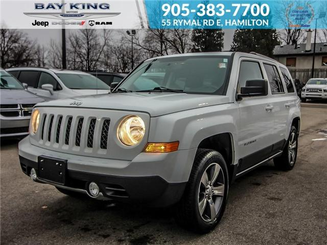 2016 Jeep Patriot  (Stk: 187628A) in Hamilton - Image 1 of 24