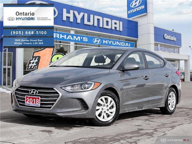 2018 Hyundai Elantra LE (Stk: 94259K) in Whitby - Image 1 of 27