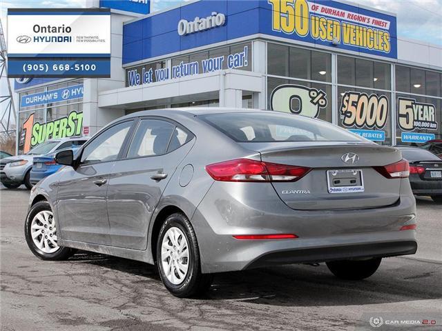 2018 Hyundai Elantra LE (Stk: 94259K) in Whitby - Image 4 of 27