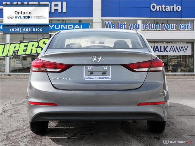 2018 Hyundai Elantra LE (Stk: 94259K) in Whitby - Image 5 of 27