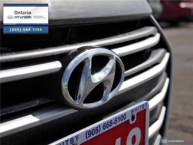2018 Hyundai Elantra LE (Stk: 94259K) in Whitby - Image 9 of 27