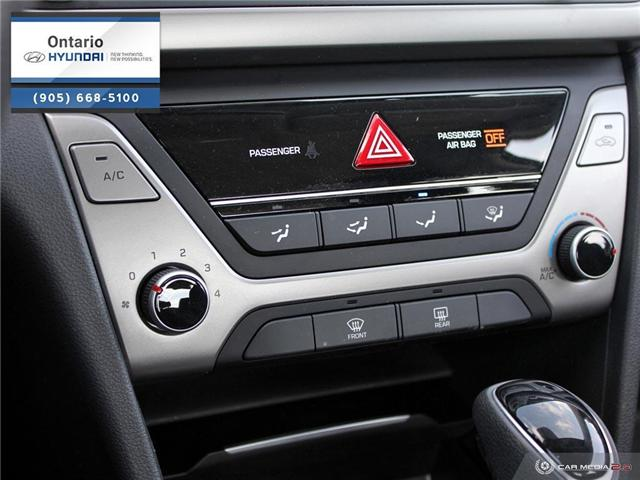 2018 Hyundai Elantra LE (Stk: 94259K) in Whitby - Image 22 of 27