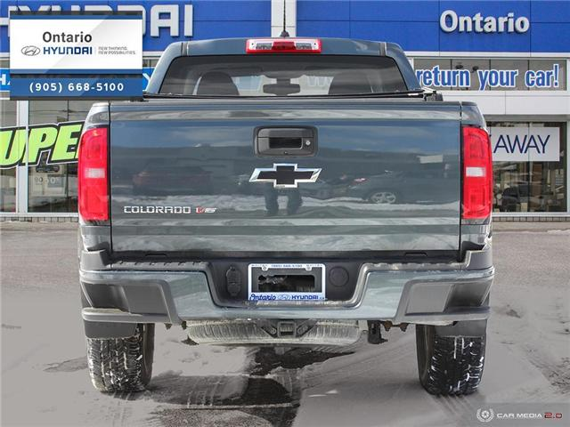 2017 Chevrolet Colorado WT / 4x4 / Cargo Cover (Stk: 03444K) in Whitby - Image 5 of 27