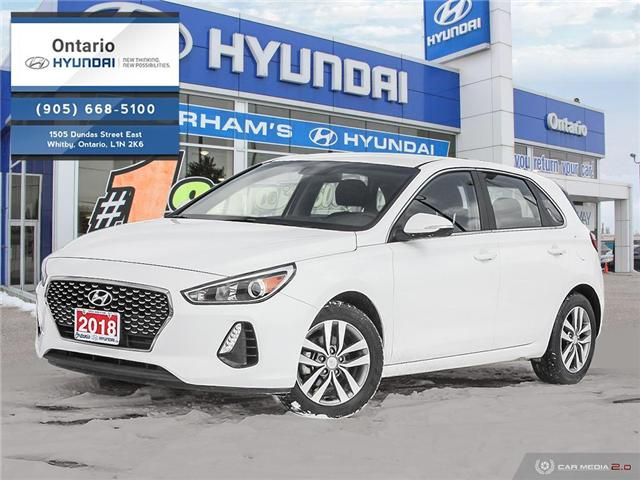 2018 Hyundai Elantra GT GL / APPLE CAR PLAY KMHH35LEXJU020373 20373K in Whitby