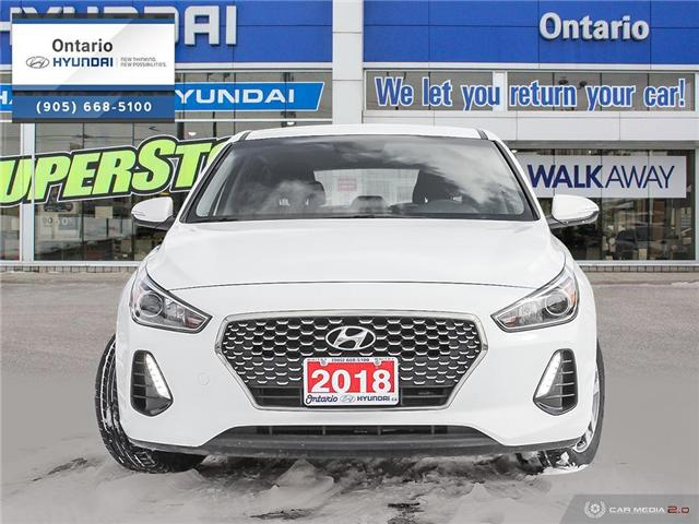 2018 Hyundai Elantra GT GL / APPLE CAR PLAY (Stk: 20373K) in Whitby - Image 2 of 27