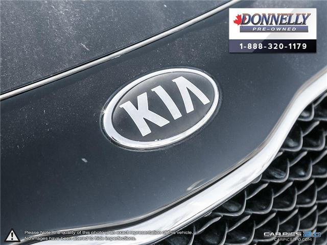 2014 Kia Rondo EX (Stk: CLKUR2220A) in Kanata - Image 9 of 29