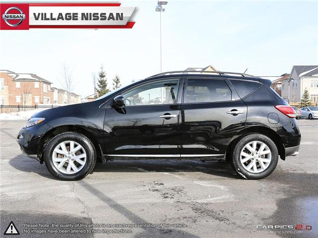 2012 Nissan Murano SL (Stk: 80678A) in Unionville - Image 3 of 27