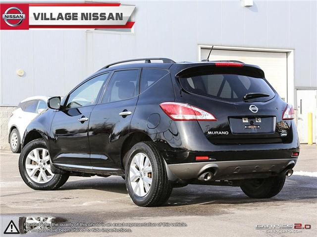 2012 Nissan Murano SL (Stk: 80678A) in Unionville - Image 4 of 27