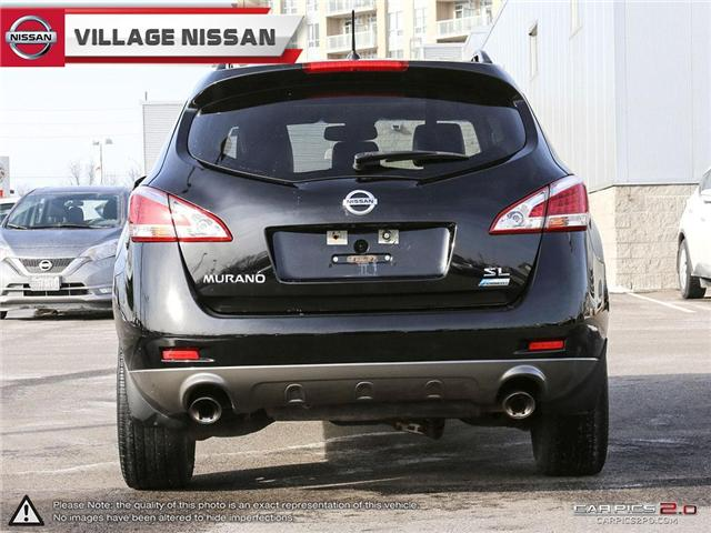 2012 Nissan Murano SL (Stk: 80678A) in Unionville - Image 5 of 27