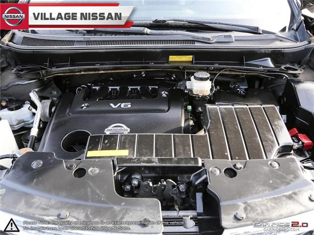 2012 Nissan Murano SL (Stk: 80678A) in Unionville - Image 8 of 27