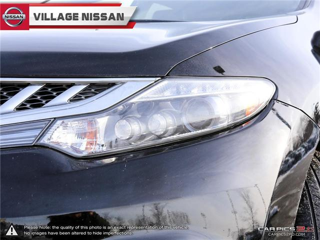 2012 Nissan Murano SL (Stk: 80678A) in Unionville - Image 10 of 27