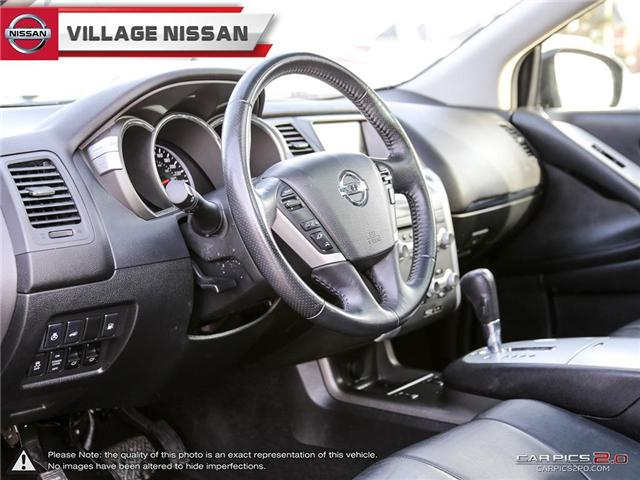 2012 Nissan Murano SL (Stk: 80678A) in Unionville - Image 13 of 27