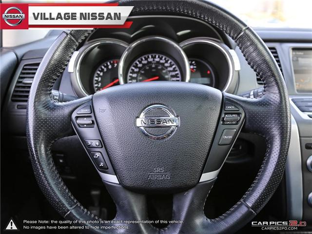 2012 Nissan Murano SL (Stk: 80678A) in Unionville - Image 14 of 27