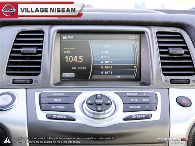 2012 Nissan Murano SL (Stk: 80678A) in Unionville - Image 21 of 27